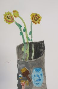 leve de zon-zonnebloemen