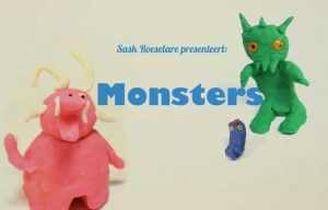 Monsters! Overal Monsters!