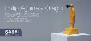 lezing Philip Aguirre y Otegui