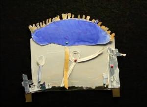 Een kadootjes machine van Victor Chacon
