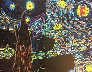 een streepje Van Gogh