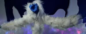 Schaatsende Yeti's. De kerstfilm van de woensdagklassen animatie lg